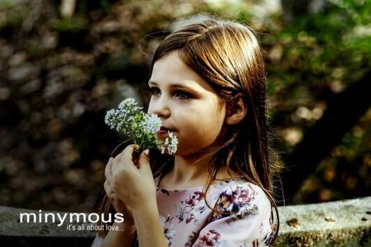 Roupa para criança minymous
