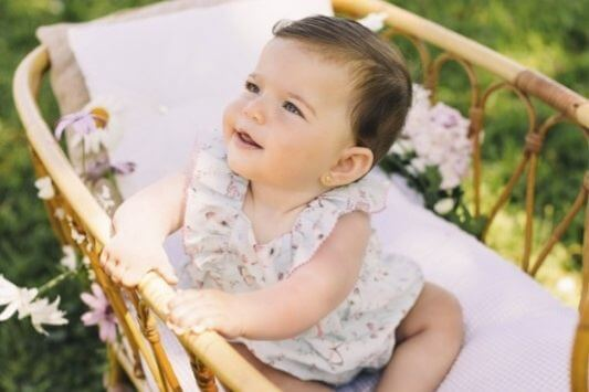 Paz Rodriguez is a children's fashion brand for babies and children with a very unique, delicate and elegant style.