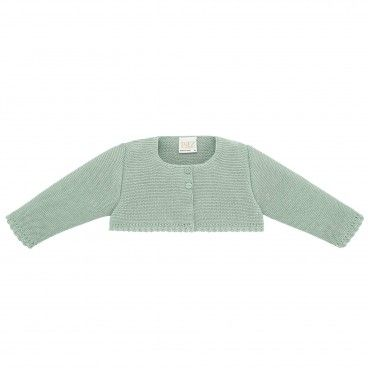 Provenza Mint Green Cardigan