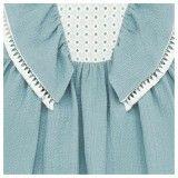 Girls Blue Cloud Dress