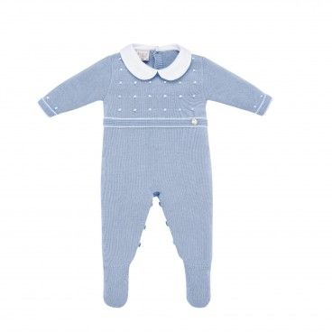 Blue Cloud Babygrow