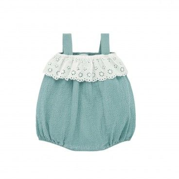 Girls Blue Cloud Shortie