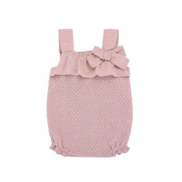 Mist Pink Knitted Shortie