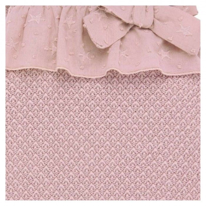 Fofo Rosa Tricot