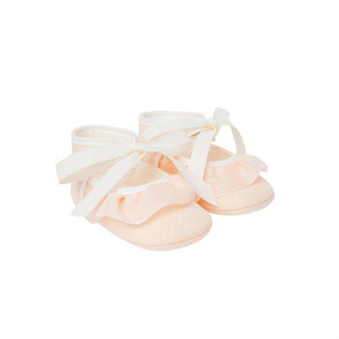 Sapato Bebé Tangerine