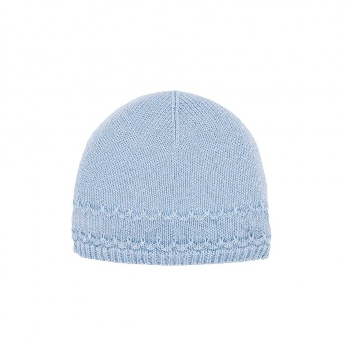 Gorro Bebé Azul Cloud