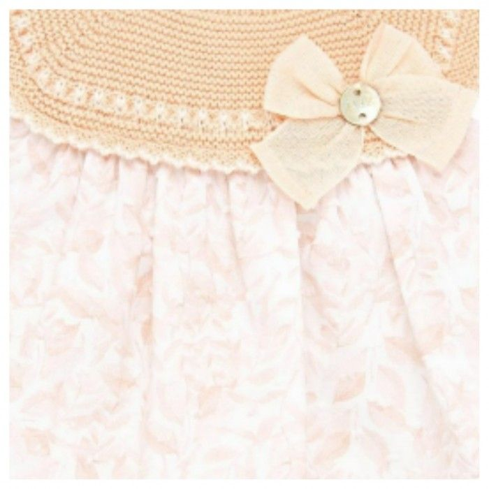 Tangerine Cotton Dress Set