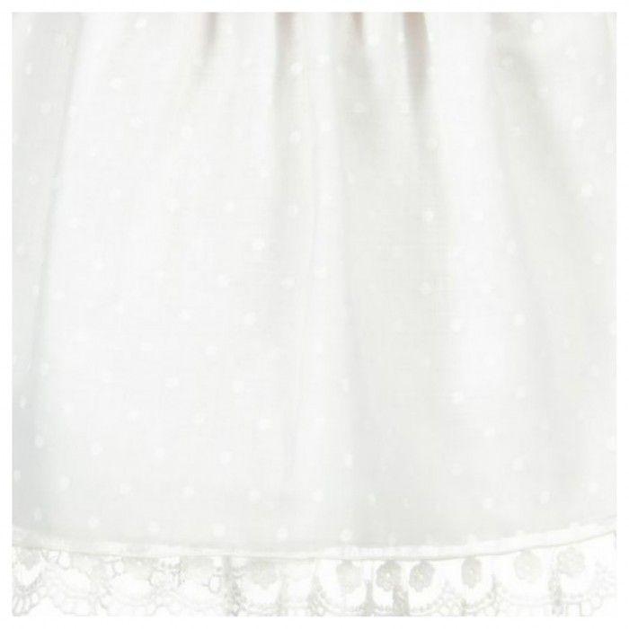 Nostalgia White & Pink Dress Set