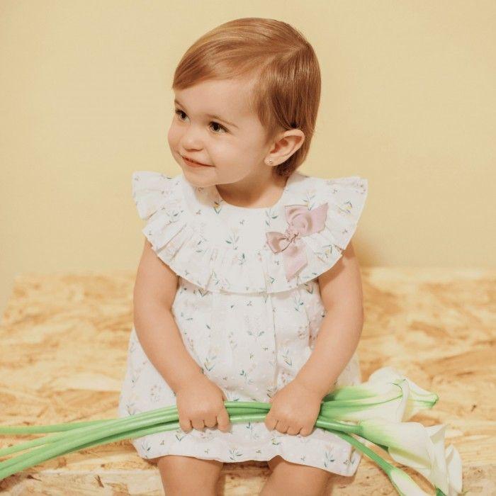 Provenza Floral Dress Set