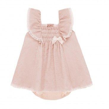 Mist Pink Dress Set