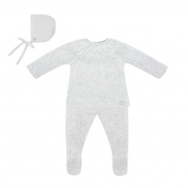 Newborn Grey 3 Piece Set