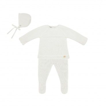 Newborn Ivory 3 Piece Set