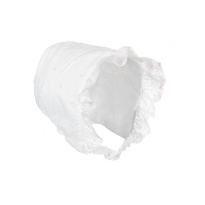 Touca Algodão Branca