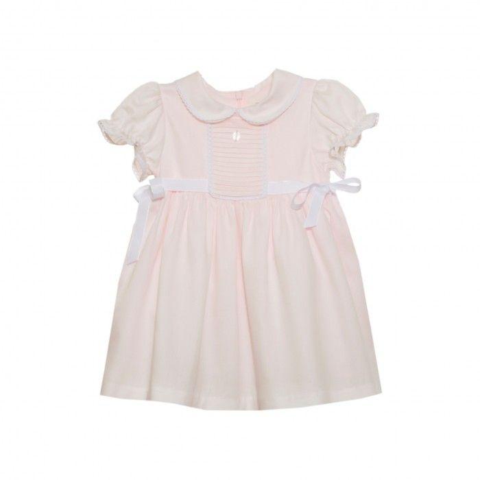 Pink Cotton Dress Patachou