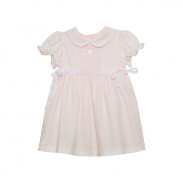 Pink Cotton Dress Patachou