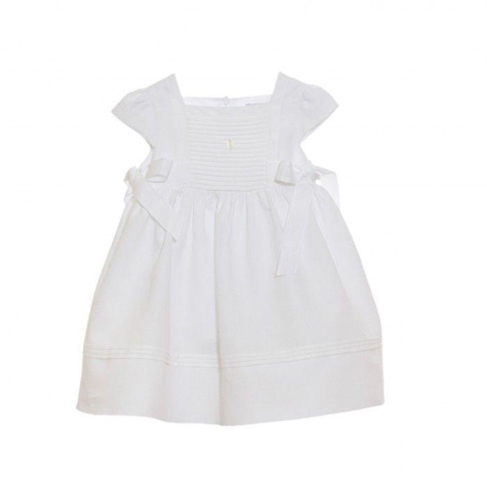 Vestido Branco Algodão &  Linho