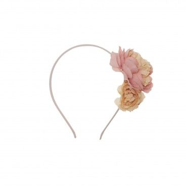 Bandolete Floral Rosa