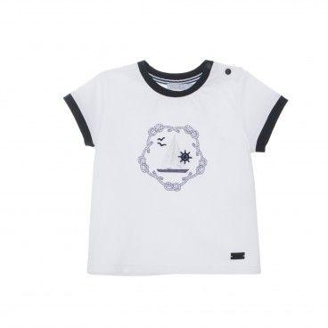 Patachou Cruise Boy T-Shirt