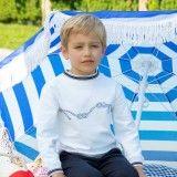 Mini Boy Cruise Sweater
