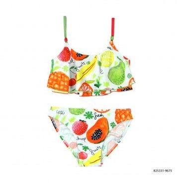 Biquini Fruits Menina