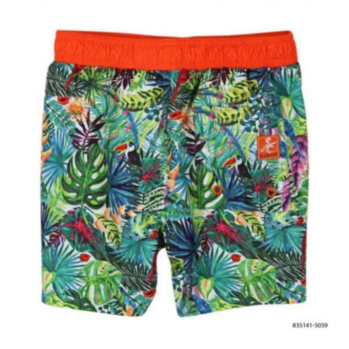 Calção Banho Tropical Fishes