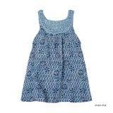 Top Azul Menina