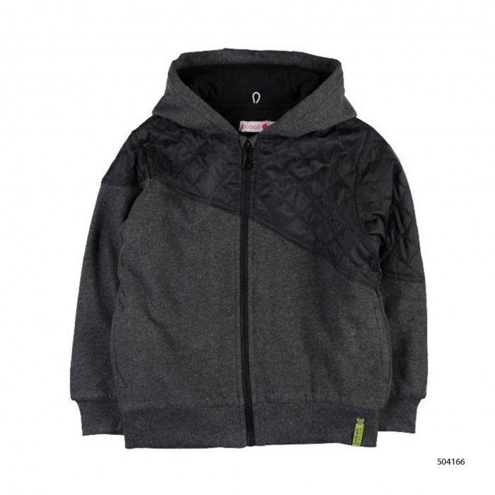 Boys  Plush Jacket