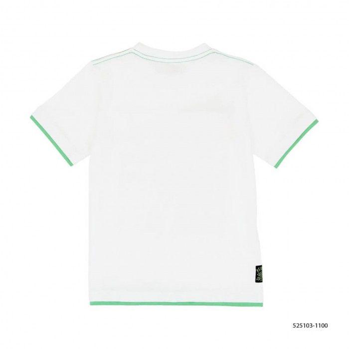 T-Shirt de Algodão para Menino