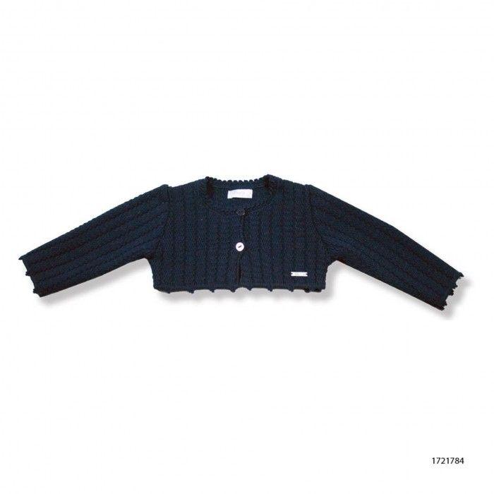Baby Girl Knitted Coat