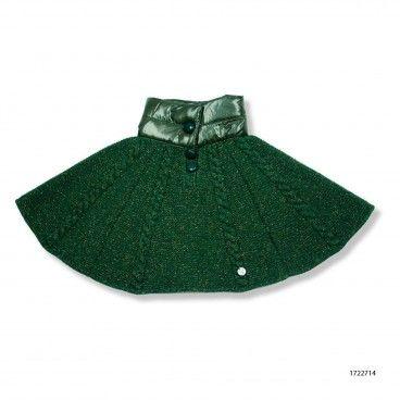 Libelula Green Jersey Cape
