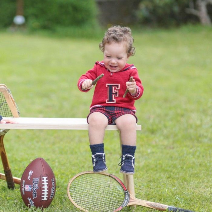 Baby Boy Jumper