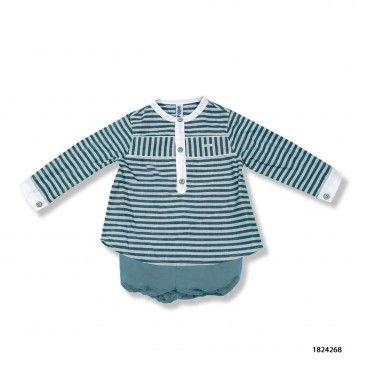 Conjunto Menino - Camisa & Calções