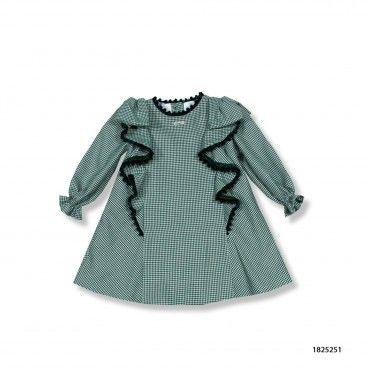 Vestido Menina Classe de Ténis