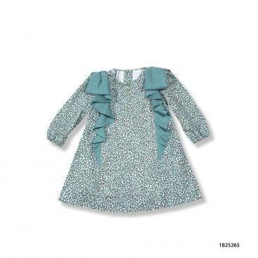 Vestido Estampado Menina