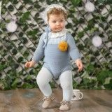 Knitted Wool Baby Shortie
