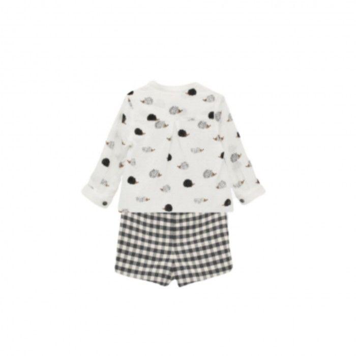 Boys 2 Piece Cotton Short Set