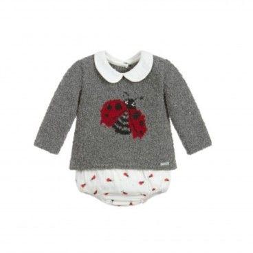 Foque Ladybird Shorts Set