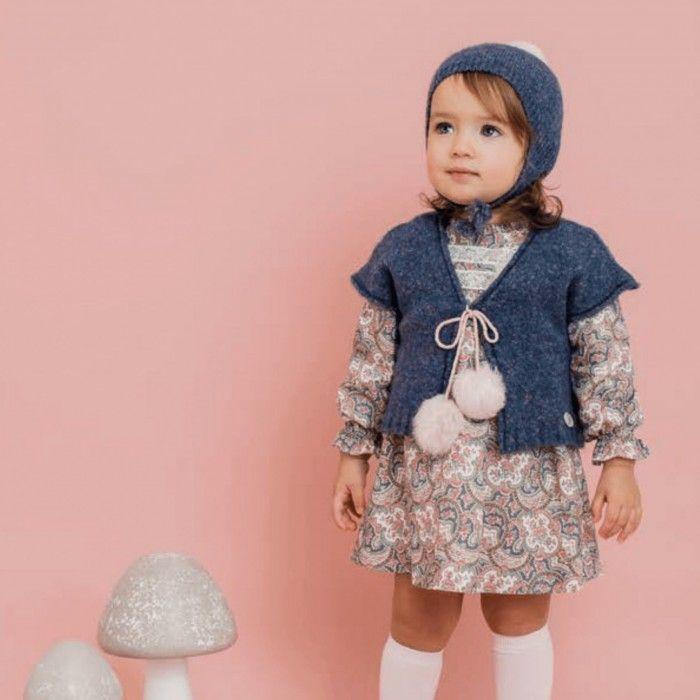Foque Pink Paisley Print Dress