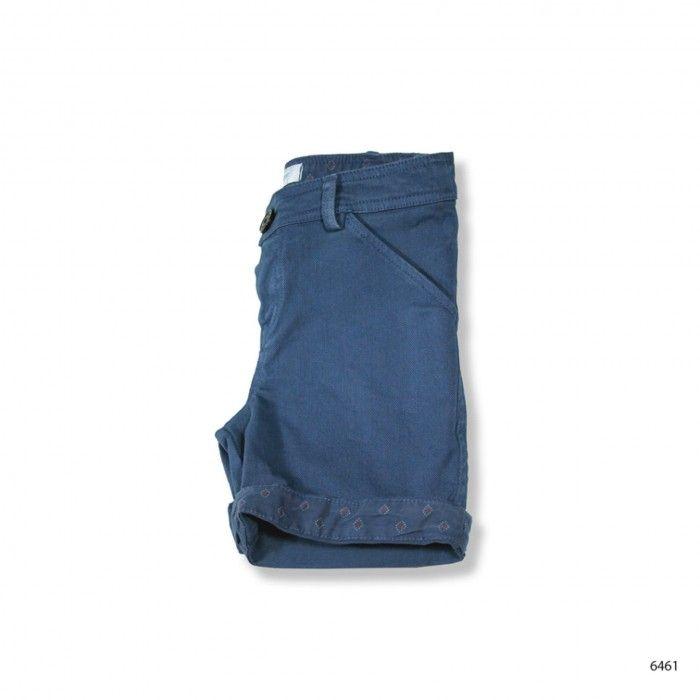 Boys Cotton Shorts Mykonos