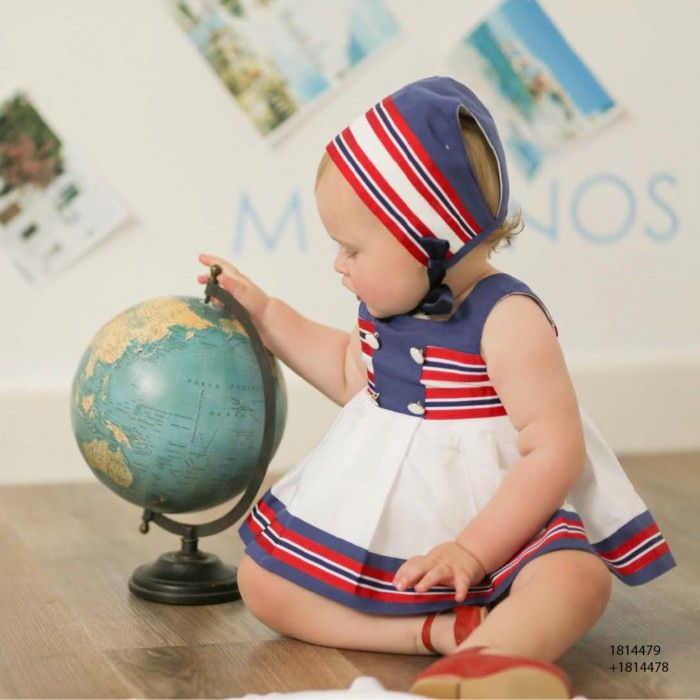 Baby Bonnet Mykonos
