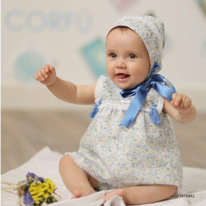Vestido Bebé Niza