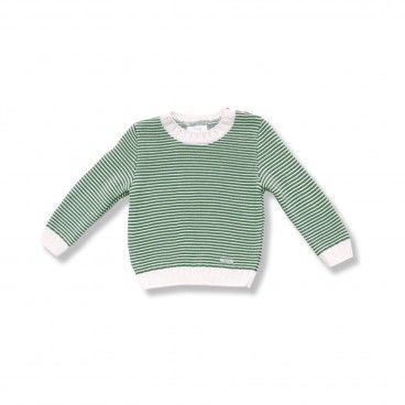 Boys Cotton Knitted Sweater