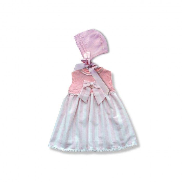 Pink Dress Set Dorna