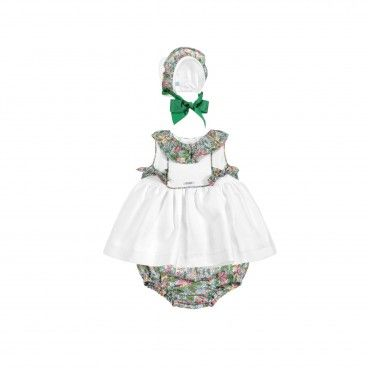 Catamaran Baby Dress Set