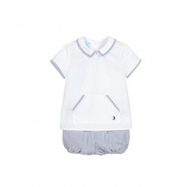 Baby Boys Shorts Set