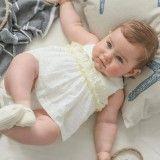 Lemon Baby Girl Set