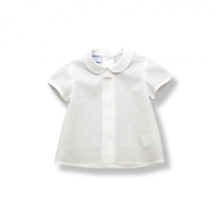 Camisa Branca Menino Foque