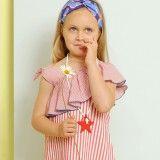 Vestido Vermelho Menina