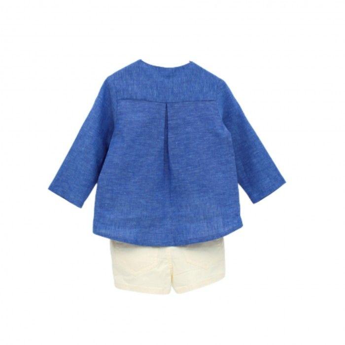 Conjunto Menino Camisa & Calção