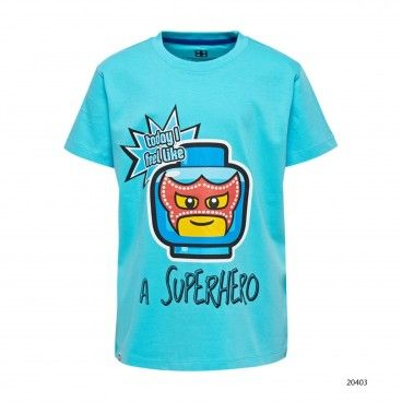 T-Shirt Super Hero